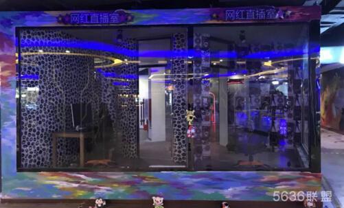 长春网咖娱乐综合体标杆,4700平方米荣耀青年社区