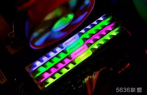 吃鸡最重要,阿斯加特RGB光条网咖配置亮点