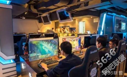 星端电竞馆电脑配置棒呆,大型游戏畅玩无压力