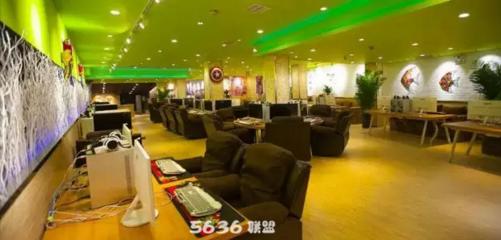 天津某网咖经过一个月托管,营业额达到21万