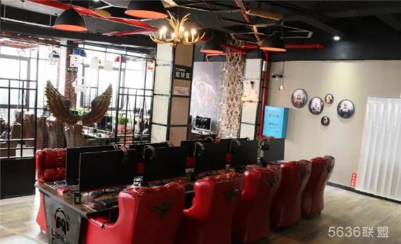 玩酷网咖竞技区、五黑房电脑配置分享