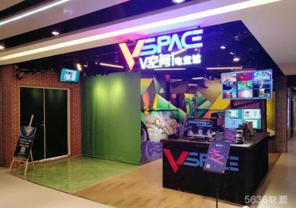 福州的玩家看过来:VSPACE电竞馆