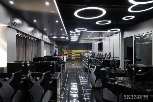 广饶县熊猫网咖电竞馆试营业活动
