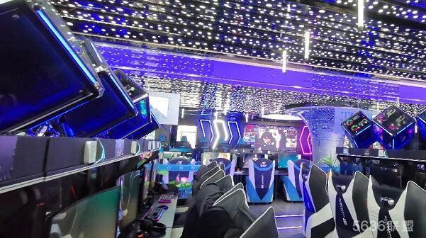 银川凯域电竞酒店,电子竞技永不孤单